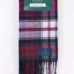 Clans Scotland MacDonald Dress