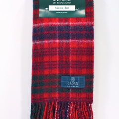 Clans Scotland MacRae Red